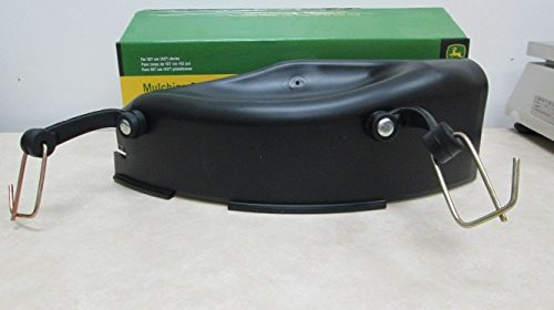series tractor parts shop john deere gy00115 mulch cover fits 100 d l and la series mowers w 42″ decks for 42″ decks see the description below for compatible model numbers made in