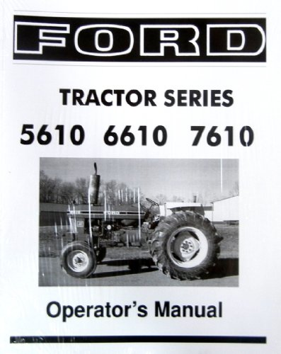 5610 Ford Tractor Parts Diagram : Tractor wiring diagram images