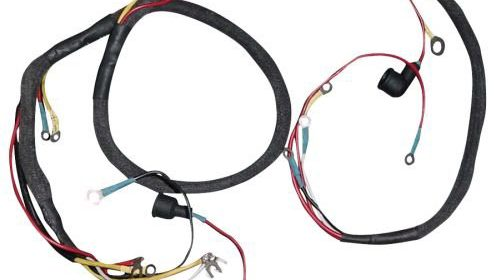 41GKWgSTt7L 500x280 ford tractor parts shop Farmall Tractor Wiring Harness at fashall.co